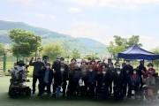 청도군장애인골프협회, 2021년 장애인파크골프 생활체육교실 개강