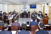 경북도의회 행정보건복지위원회, 심도 있는 조례안 심사